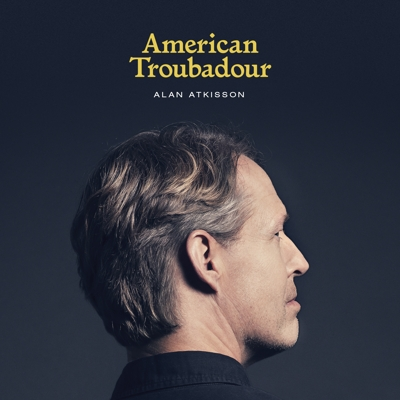 American Troubadour Cover