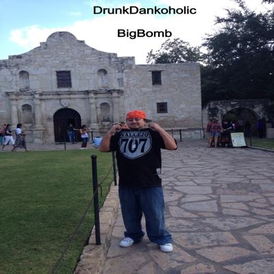 DrunkDankoholic Cover