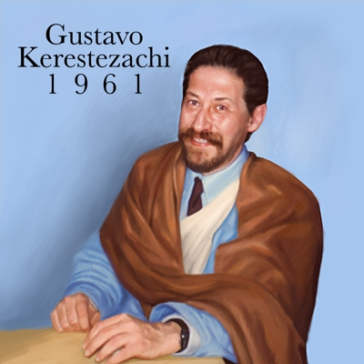 Gustavo Kerestezachi 1961 Cover