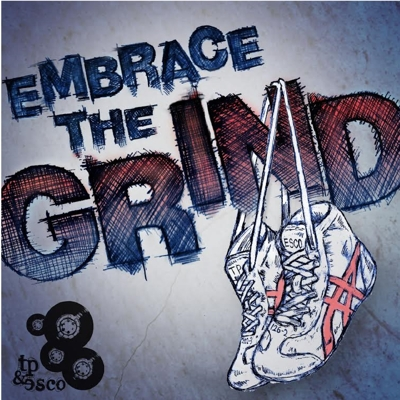 Embrace the Grind Cover