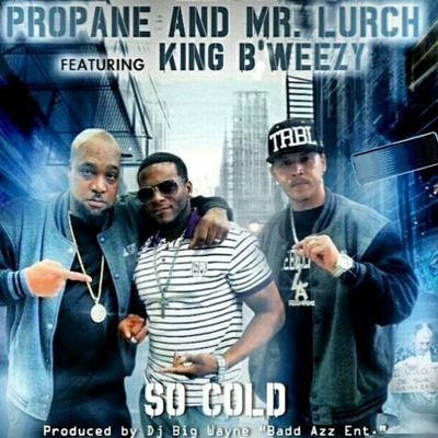So Cold (feat. King B'weezy) Cover
