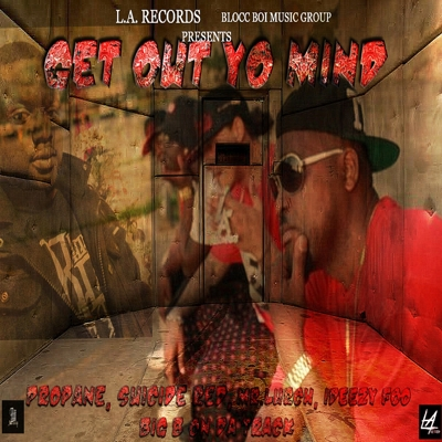 Get out Yo Mind Cover