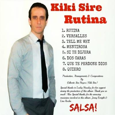Rutina Cover
