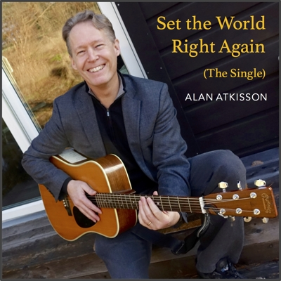 Set the World Right Again Cover