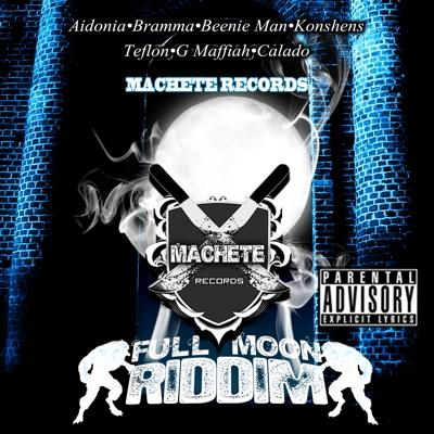 Full Moon Riddim Cover