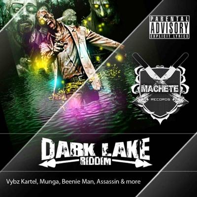 Dark Lake Riddim Cover