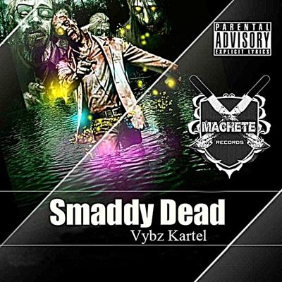 Smaddy Dead Cover