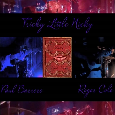 Tricky Little Nicky Cover