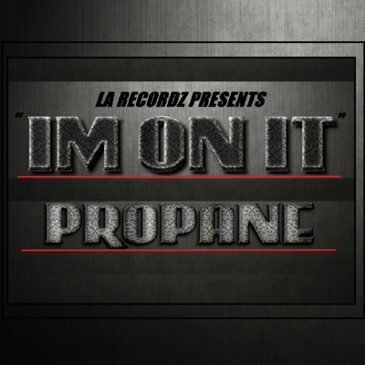 I'm On It Cover