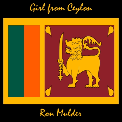 Girl from Ceylon Cover