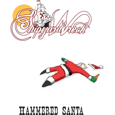 Hammered Santa (feat. James M. Gagne) Cover