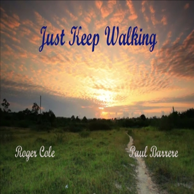 Just Keep Walking Cover