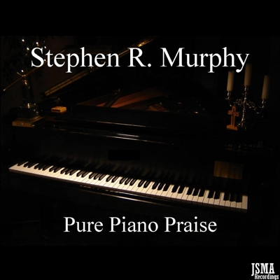 Pure Piano Praise Cover
