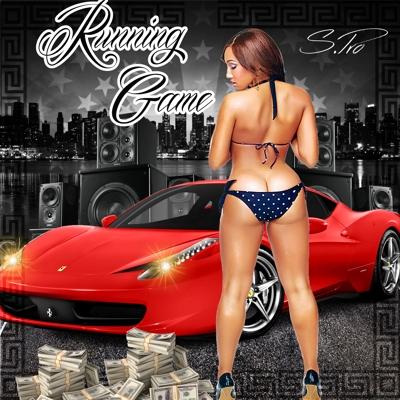 Running Game Cover