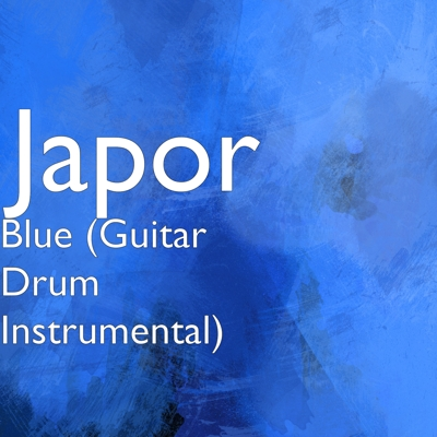 Blue (Guitar Drum Instrumental) Cover