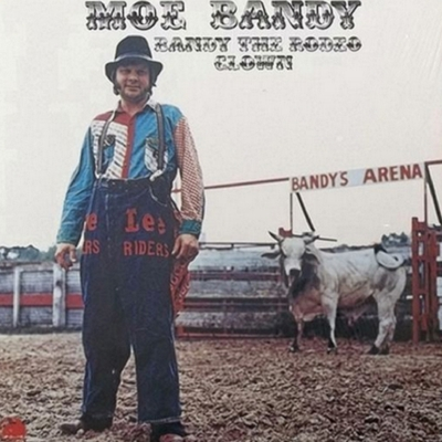 Bandy the Rodeo Clown Cover