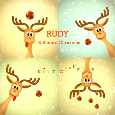 Rudy & S'more Christmas Cover