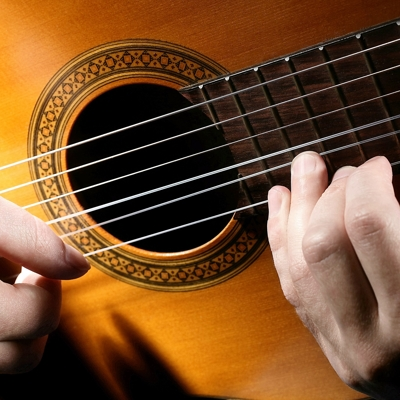Irresistible Instrumental Guitar Playlist Cover
