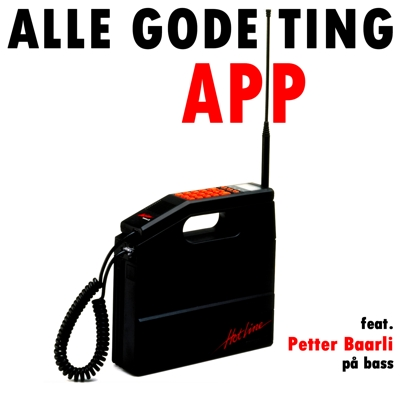 App (feat. Petter Baarli) Cover