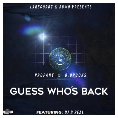 Guess Who's Back (feat. DJ B Real) Cover