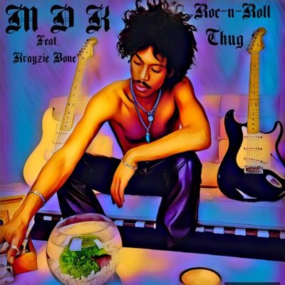 Rock n Roll Thug (feat. Krayzie Bone) Cover