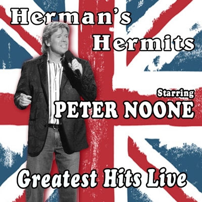 Herman's Hermits Greatest Hits (Live) Cover