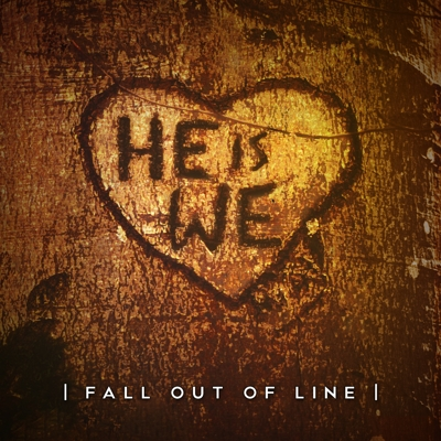 Fall out of Line Cover