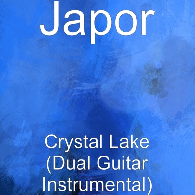 Crystal Lake (Dual Guitar Instrumental) Cover