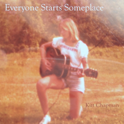 Everyone Starts Someplace Cover