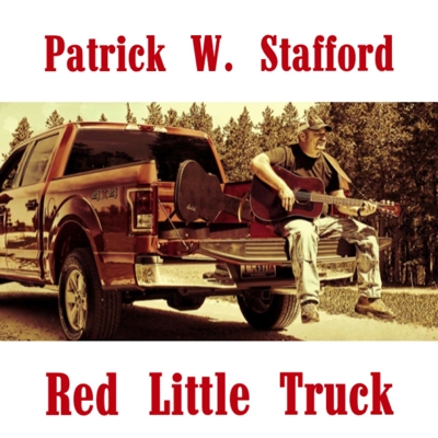 Red Little Truck Cover