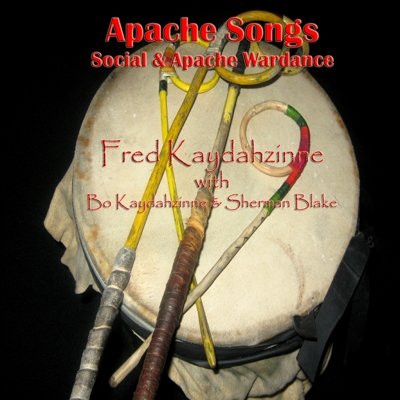 Apache Songs - Social & Apache Wardance Cover