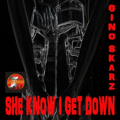 She Know I Get Down Cover