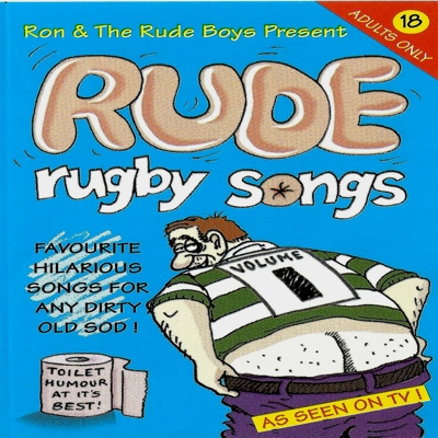 Rude Rugby Songs Volume 1 Cover