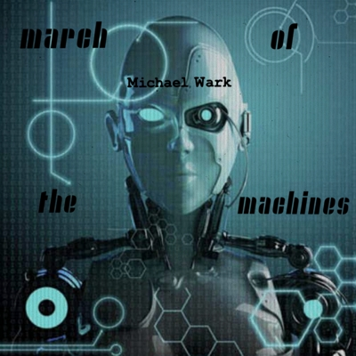 March of the Machines Cover