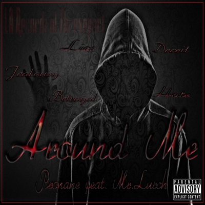 Around Me (feat. Mr.Lurch) Cover