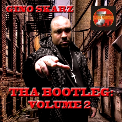 Tha Bootleg, Vol. 2 Cover