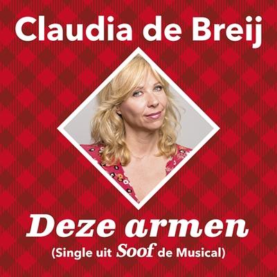 Claudia schrijft lied voor Soof de musical