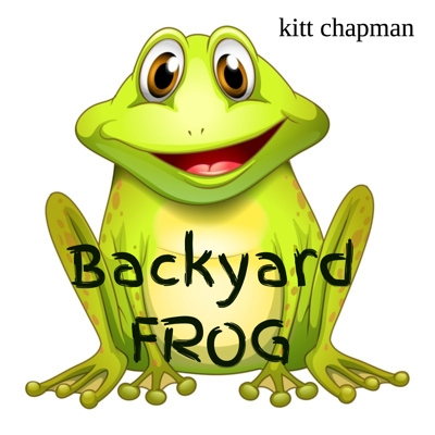 Backyard Frog Cover