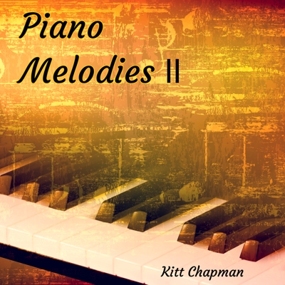 Piano Melodies II Cover