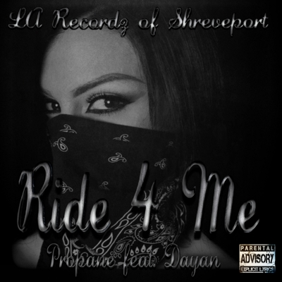Ride 4 Me Cover