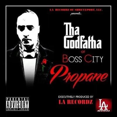 Tha Godfatha of Boss City Cover