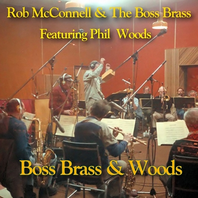 Boss Brass and Woods Cover