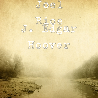 J. Edgar Hoover Cover