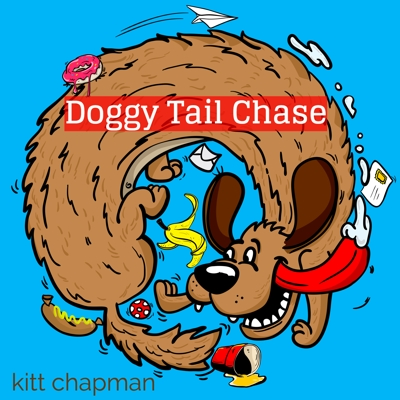 Doggy Tail Chase Cover