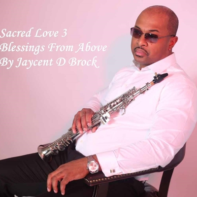Sacred Love 3 Blessings from Above Cover