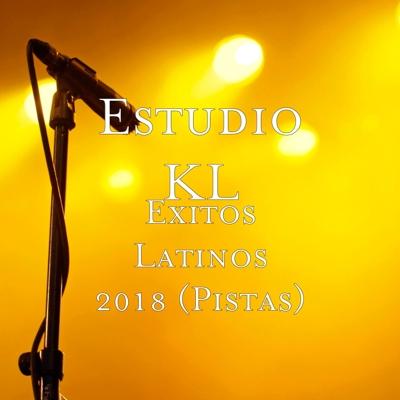 Exitos Latinos 2018 (Pistas) Cover