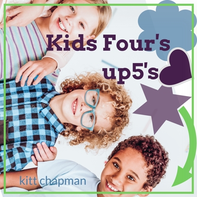 Kids Four's Up5's Cover