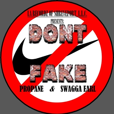Don't Fake Cover