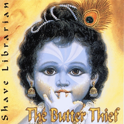 The Butter Thief Cover