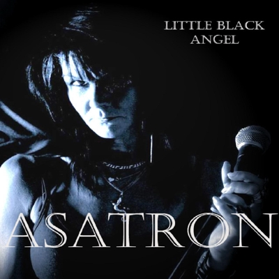 Little Black Angel Cover